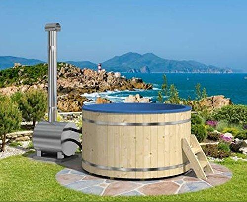 wood fired hot tub model 200 ep
